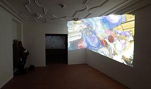 Myriam Thyes - RaumWelten, Museum Baerengasse, Zürich, 2013
