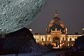 Museum Of The Moon Installation - Victoria Memorial Hall - Kolkata 2018-02-17 1375.JPG