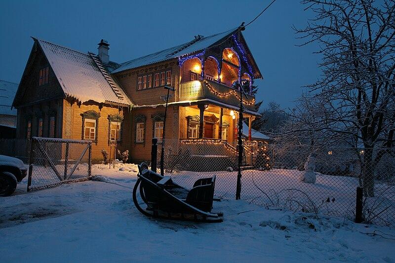 Shukhovs Dacha in Myshkin