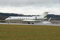 N225EE - GLF5 - Aerolíneas Internacionales
