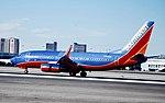 N720WN Southwest Airlines 1998 Boeing 737-7H4 (cn 27854-121) (4307550297).jpg