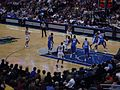 NBA timberwolves-denver 2004 playoffs.jpg