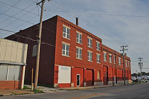 National Register of Historic Places listings in Newton County, Missouri - Image: NEOSHO WHOLESALE GROCERY COMPANY