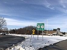 New Hampshire Route 108 - Wikipedia