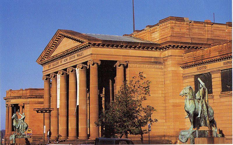Galería de Arte de Nueva Gales del Sur (Sídney – Australia)