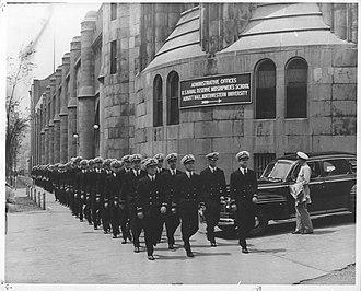 United States Naval Reserve Midshipmen's School - Over 25,000 Naval Reserve midshipmen were trained at Northwestern University during World War II