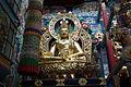 Namrodoling Monastery (Golden Temple) Bylakuppe 6762.JPG