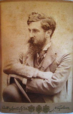 Santiago Rusiñol - Rusiñol in 1892