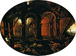 Napoletano, Filippo - Dante and Virgil in the Underworld - c. 1622.jpg