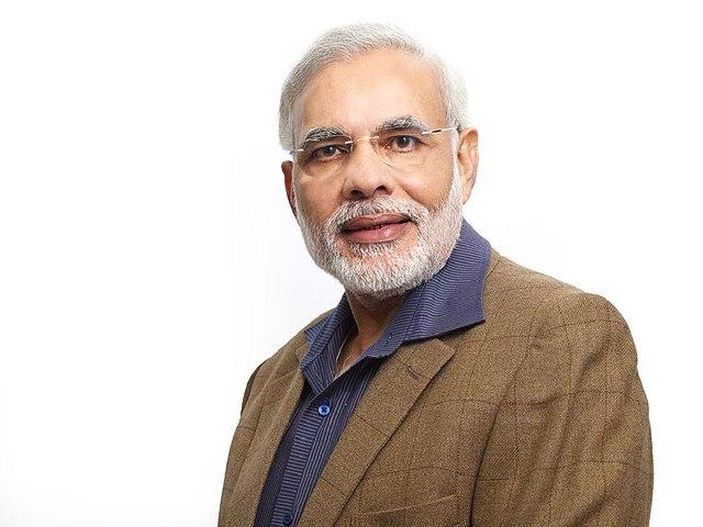 Narendra Modi, From WikimediaPhotos