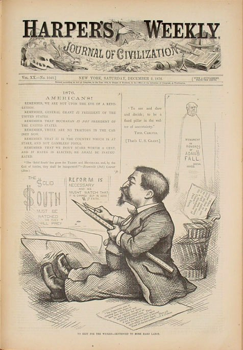 Nast-Self-Portrait-Harper%27s-Weekly-1876-B