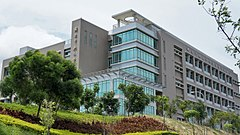 National Chung Hsing University in Central Taiwan Science Park.JPG