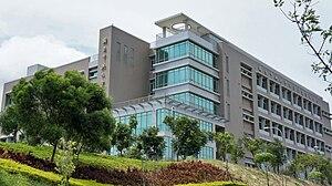 National Chung Hsing University - Image: National Chung Hsing University in Central Taiwan Science Park