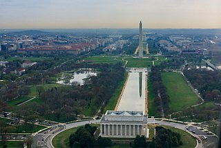 National Mall United States historic place
