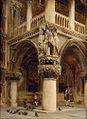Nazzareno Cipriani Dogenpalast Venedig.jpg