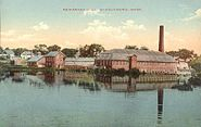 Nemasket Mill, Middleborough, MA