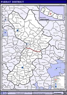 Distretto di Parbat