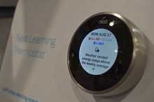 Nest Learning Thermostat - Wikipedia