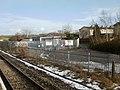 Network Rail maintenance premises, New Inn - geograph.org.uk - 1762698.jpg