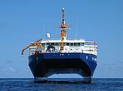 Research ship Planet