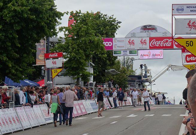 Neufchâteau - Tour de Wallonie, étape 3, 28 juillet 2014, arrivée (C22).JPG