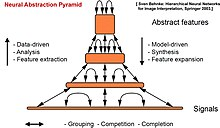 Neural Abstraction Pyramid