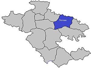 Nevasa taluka - Image: Nevasa Tehsil in Ahmednagar District