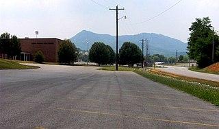 English Mountain mountain in United States of America