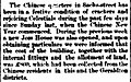 Newspaper article in the Cairns Post announcing the opening of the Lit Sung Goong temple, 27 January 1887.jpg