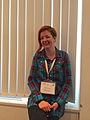 Nicole Ebber. Wikimedia Conference 2014.jpg