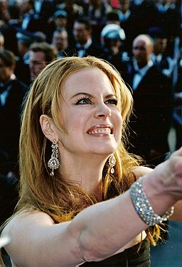 Nicole Kidman 2001
