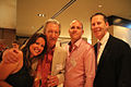 Nicole Tiedgen, Michael Caton, Jeff Rowley, Andrew McEvoy 2012.jpg