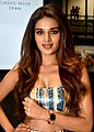 Nidhhi Agerwal at the Daniel Wellingston store launch.jpg
