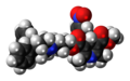 Niguldipine molecule spacefill.png