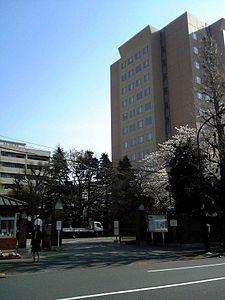 日本女子大学's relation image