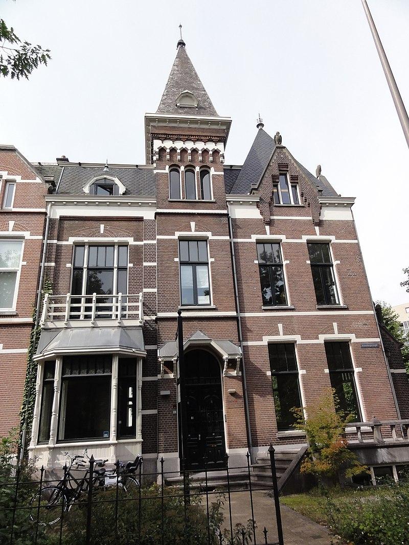 Herenhuis in nijmegen monument for Huis nijmegen