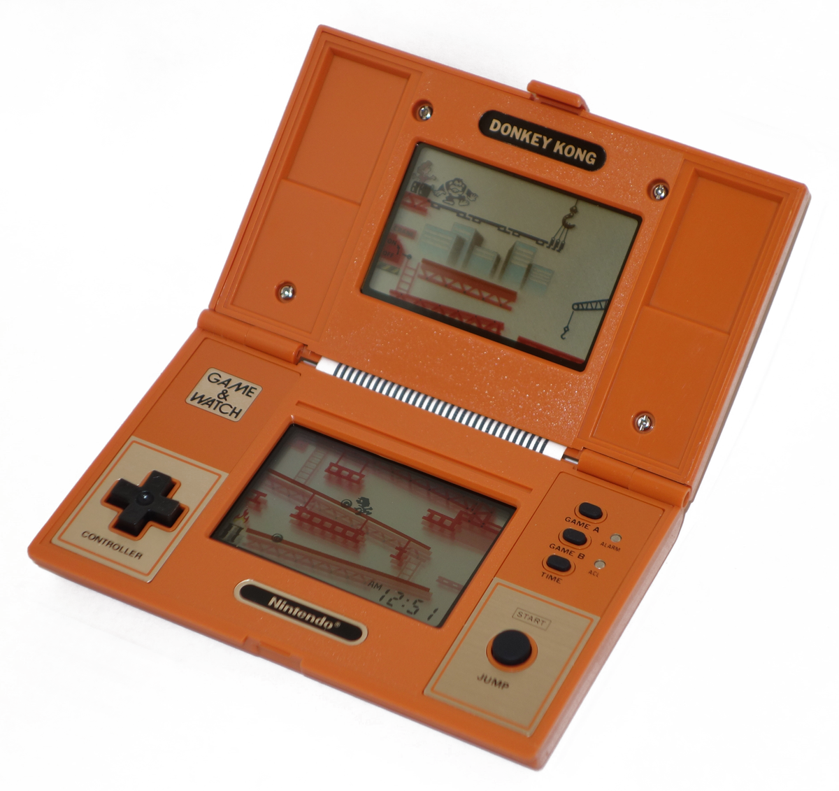 Games: List Of LCD Games Featuring Mario
