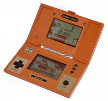 Nintendo Donkey Kong Game and Watch