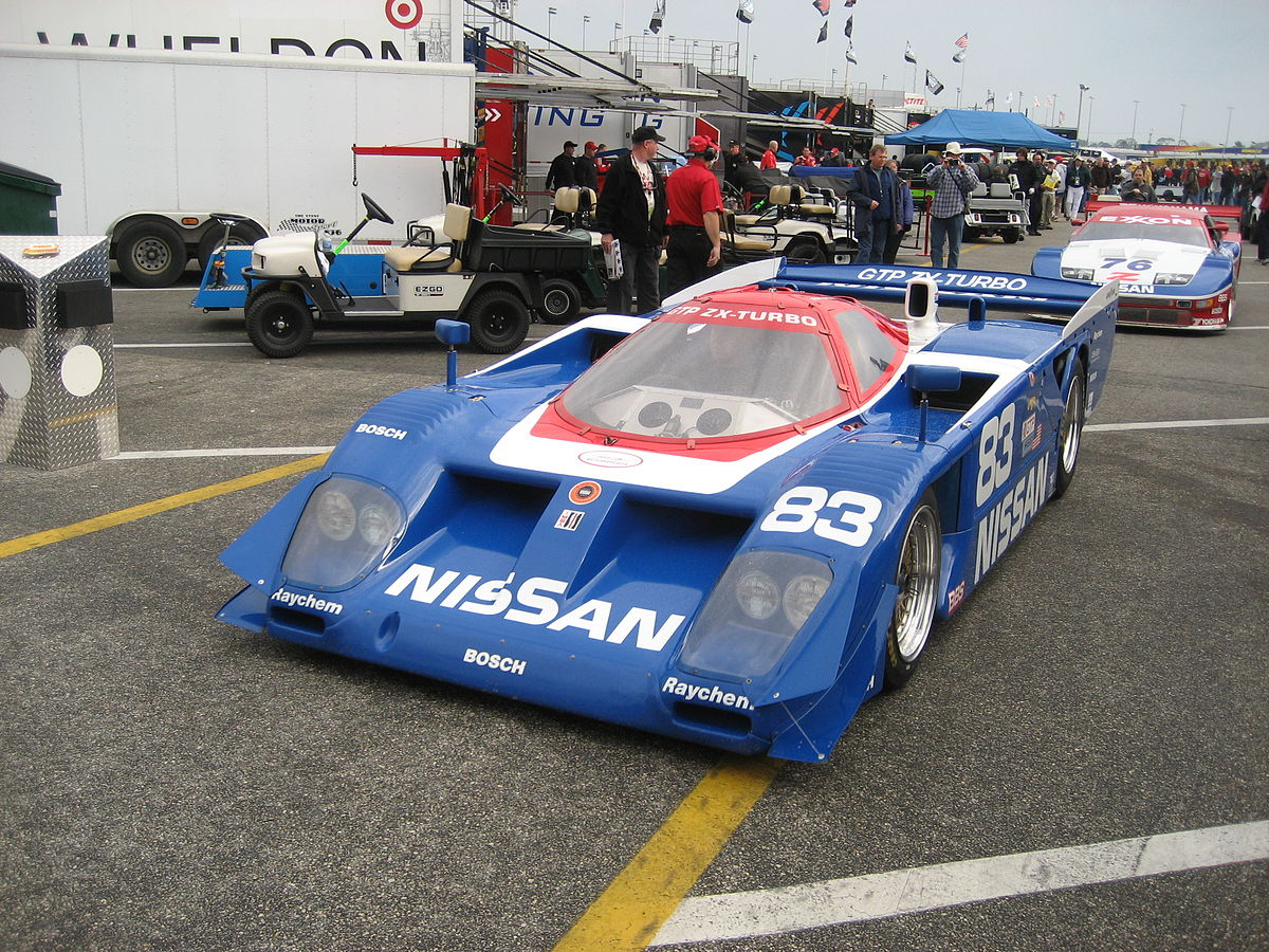 Nissan Gtp Zx Turbo Wikipedia