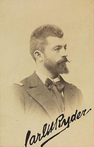 Carl Ryder - Carl Ryder