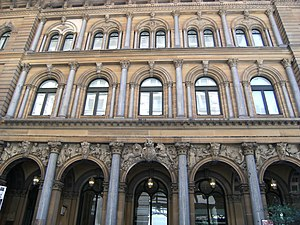 English: Macquarie Bank No1 Martin Place, Sydney