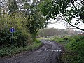 No access to Perton - geograph.org.uk - 1036218.jpg