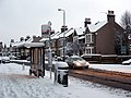 No buses today^ - geograph.org.uk - 1143829.jpg