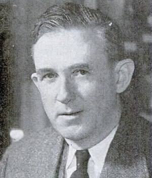Noble Jones Gregory - From 1953's Pocket Congressional Directory of the 83rd Congress.
