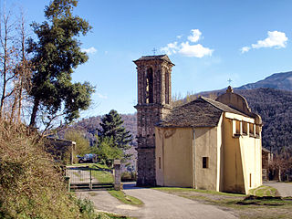 Nocario Commune in Corsica, France