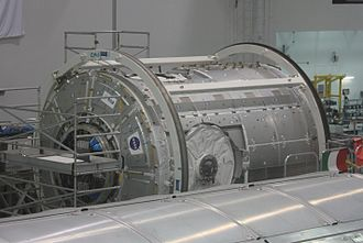 Space Station Processing Facility - Tranquility in the SSPF.