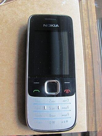 Nokia 2730 classic - Image: Nokia 2730 classic