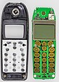Nokia 6110 - front and keyboard part-92715.jpg