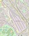 Nordwestbahnhof Wien Openstreetmap 170924.jpg