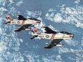 North American FJ-3M Fury of VF-53 in flight c1957.jpg